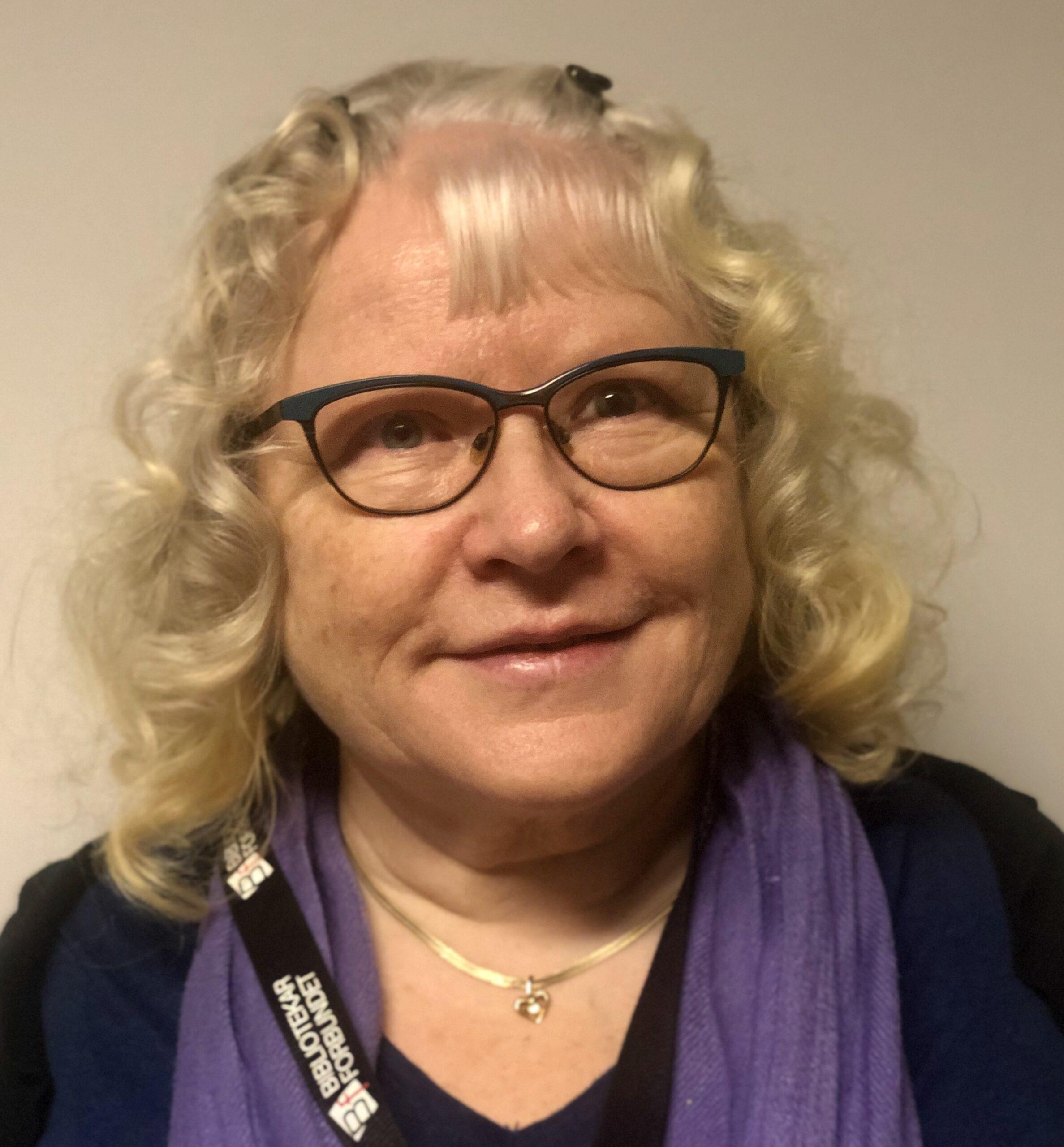 Ragnhild Måsø, biblioteksjef